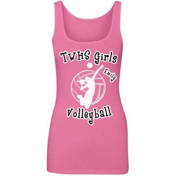 Girls School Volleyball