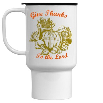 Give Thanks - 4