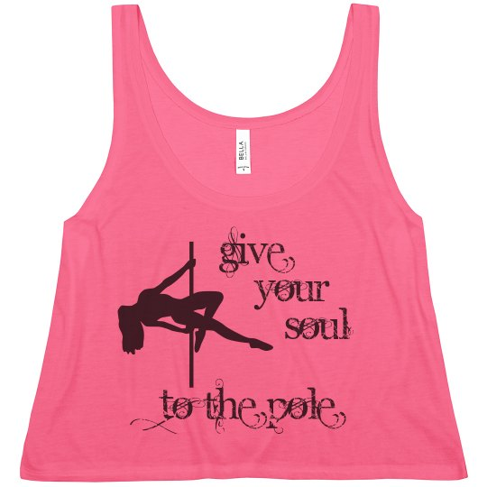 Give your soul Pink