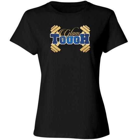 GlamTough Round Neck T-shirt