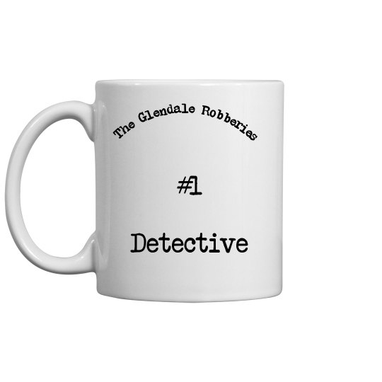 Glendale Robberies Mug