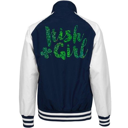 Glitter Irish Girl Jacket