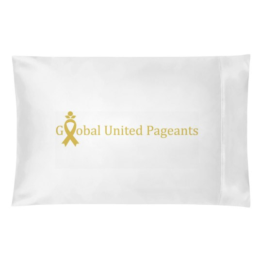 Global United Pageant Pillowcase