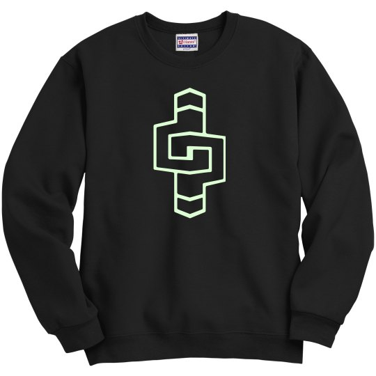 GLOW IN THE DARK WHAT FEST HOODIE