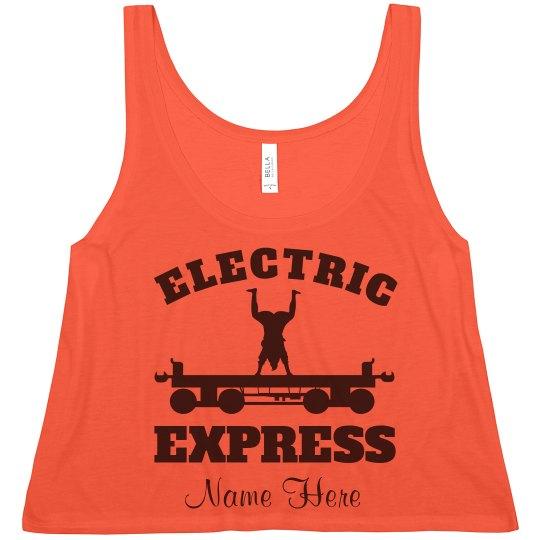 Glow Run Express Girl 2