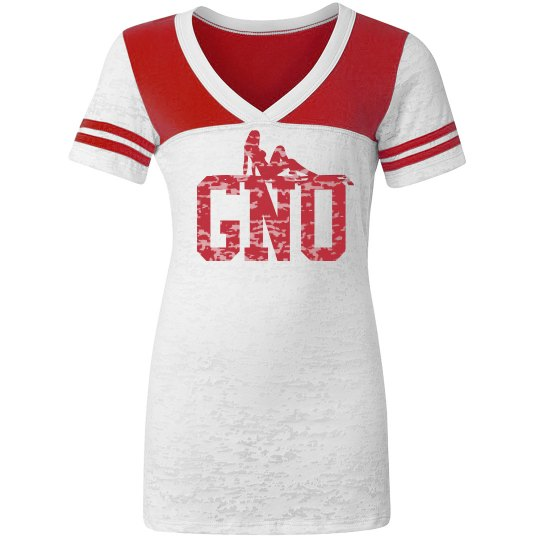GNO Football Jersey
