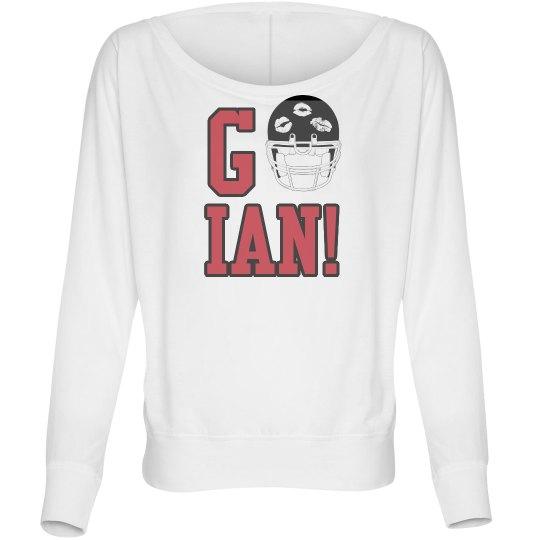 Go Ian Kiss Helmet
