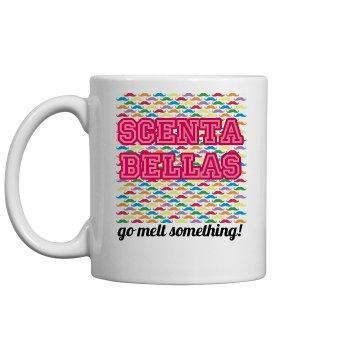 Go melt Scentabellas Mug