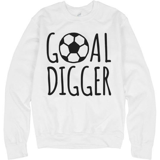 Goal Soccer Girl