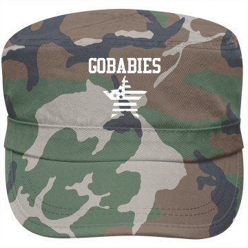 GOBABIES ALTERNATIVE APPAREL FIDEL HAT