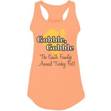 Gobble Turkey Tank