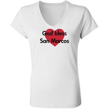 God Bless San Marcos