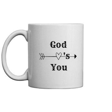 God Love's You Mug