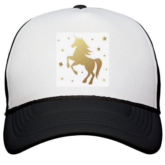 Gold Unicorn