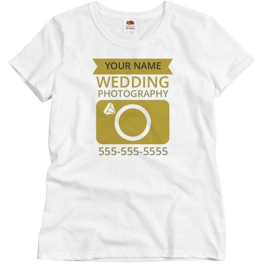 Gold Wedding Photography