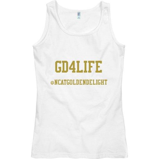 Golden Delight for Life Tank