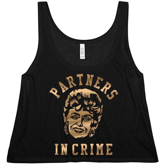 Golden Girls In Crime