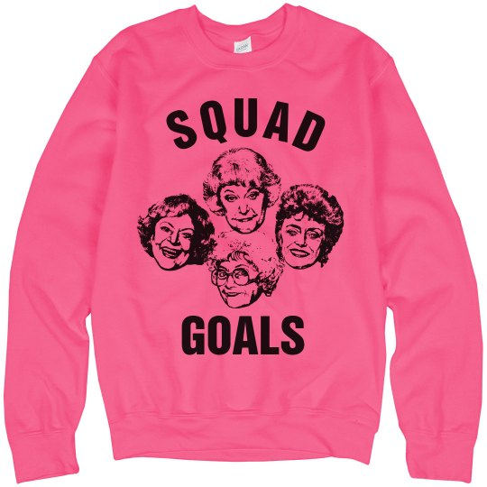 Golden Girls Squad Goals