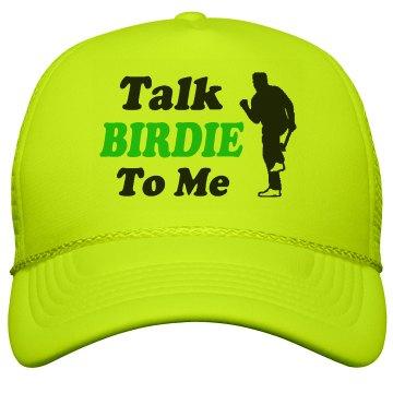 Golf - Talk Birdie Hat