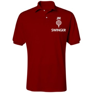 Golf Swinger Polo