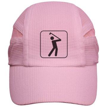 Golfer - KC Golf Cap