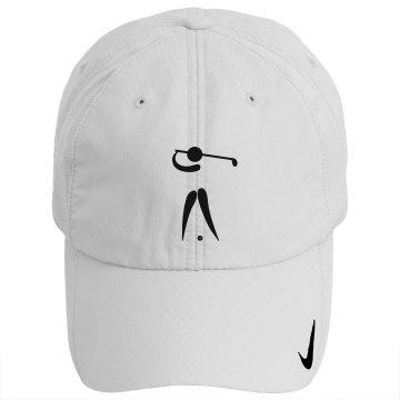Golfer - Nike Golf Cap