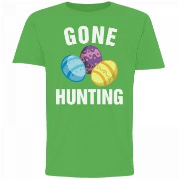 Gone Easter Egg Hunting