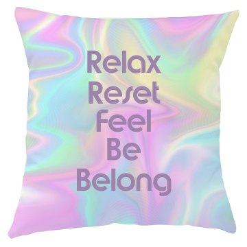 Gong Pillow