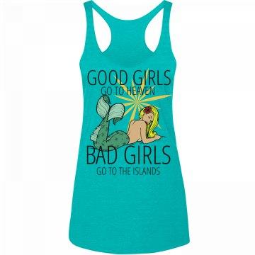 Good Girls Go Razor Aqua