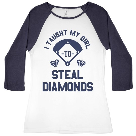 Good Girls Steal Diamonds
