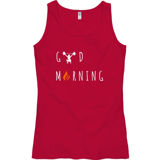 Good Morning - Womens Tank