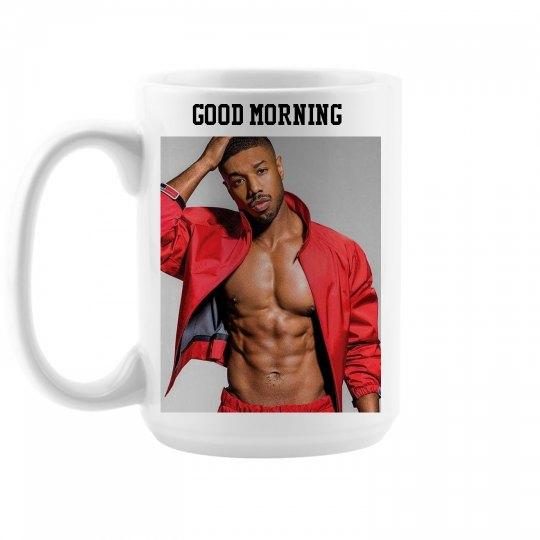 Good Morning Michael B. Jordan
