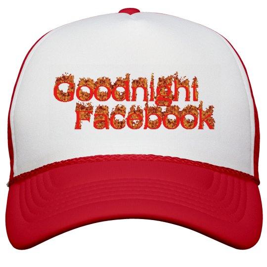 GOOD NIGHT FB — hat