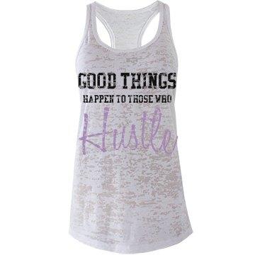 Good Things Burnout Tank