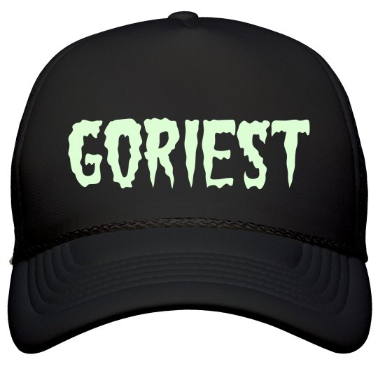 Goriest - Glow-in-the-Dark - Hat