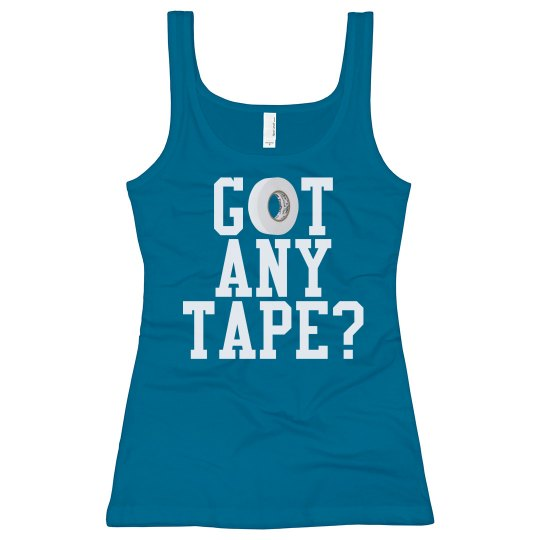 Got Any Color Guard Tape? Funny Marching Band Tank