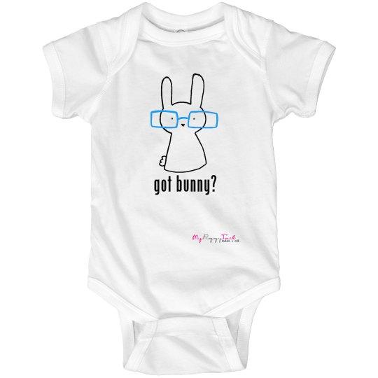 Got Bunny? -BLUE - w/TAIL