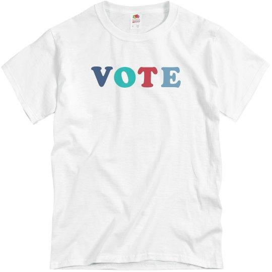Gotta Vote 2020 Trendy Multicolor
