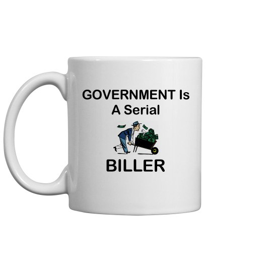 gov't is a serial biller