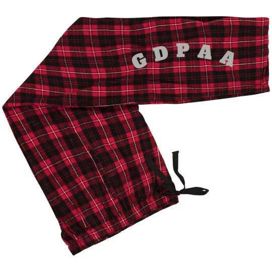 GPAA Pajama Pants