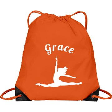 Grace dance bag