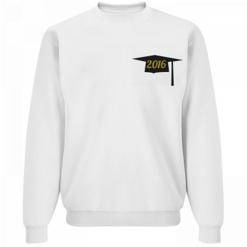 Grad. Sweatshirt
