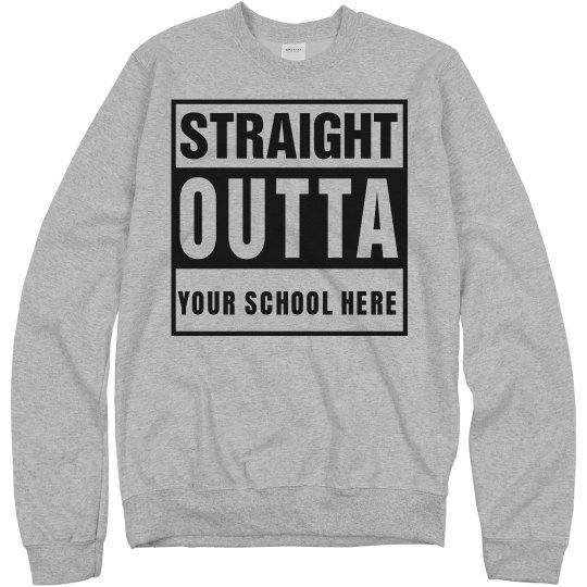 Graduate Sweatshirt '21
