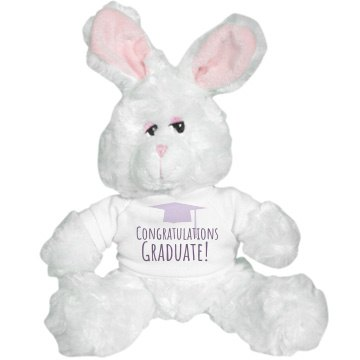 Graduation Bunny