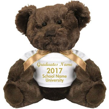 Graduation Senior Bear
