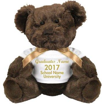 Graduation Senior Bear