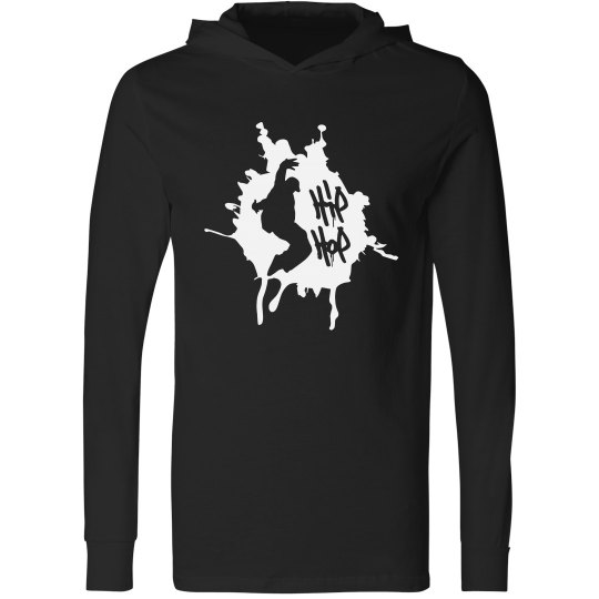 Graffiti Hip Hop Sweatshirt