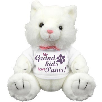 Grandkids Have Paws