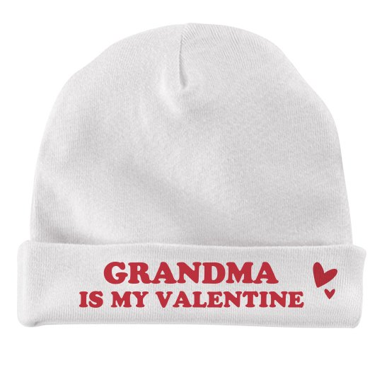 Grandma Is My Valentine Custom