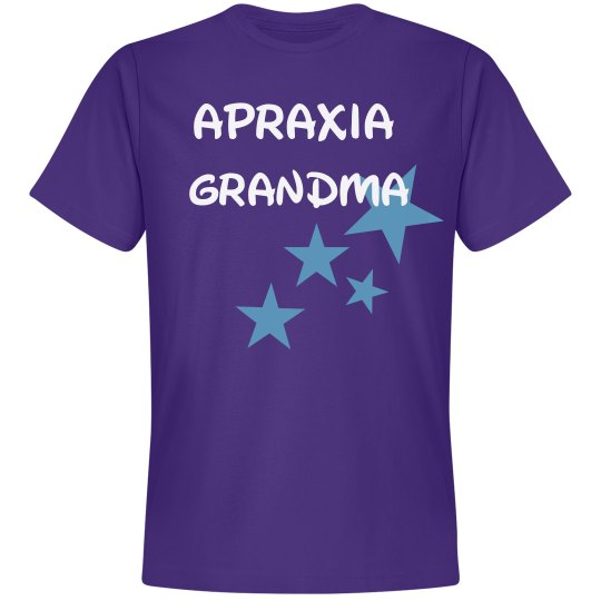 Grandma Purple